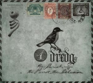 Cover of Dredg - The Pariah, The Parrot, The Delusion